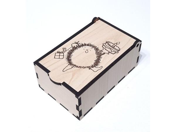 Коробка 18.1, ёжик
