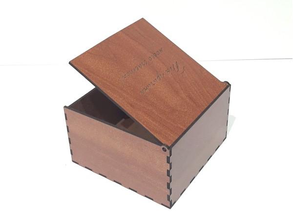 Коробка 126,2, цвет яблоня
