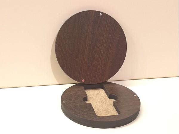 Коробка 140 для флежки, круг