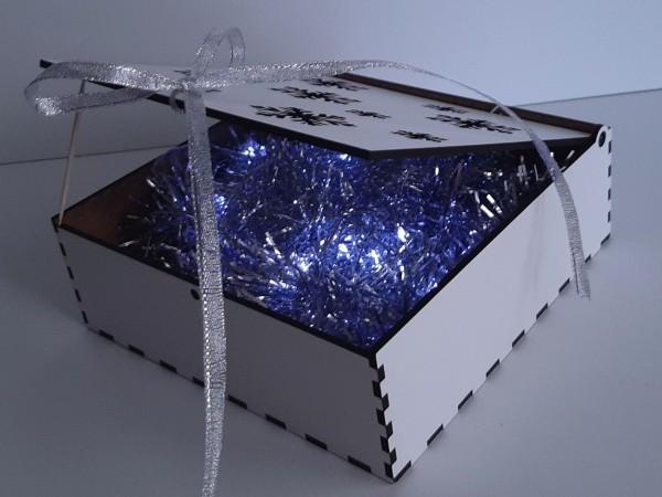 Коробка142, снежинки