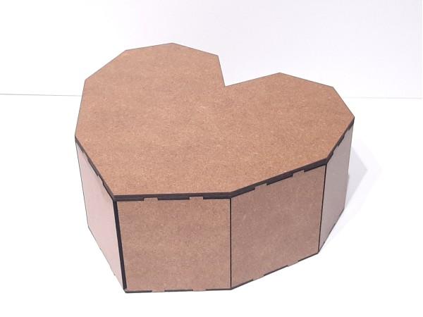 Коробка 166 Сердце