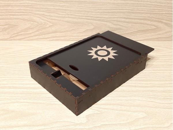 Коробка 60.12, пенал, для игры или другое.