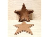 Коробка 90 звезда
